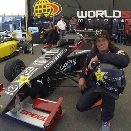2013 FormulaSPEED National Champion Bucky Lasek